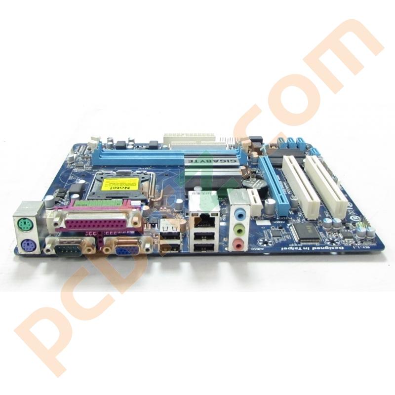 Материнская плата soc-1155 ih61 gigabyte ga-h61m-ds2