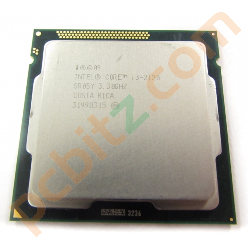intel core i3 2120 sr05y 3 3ghz socket lga1155 cpu ebay. Black Bedroom Furniture Sets. Home Design Ideas