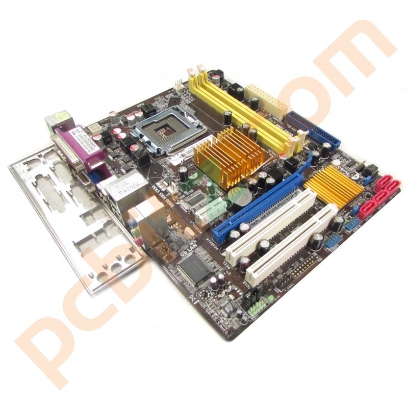 Asus P5kpl V6 Dp Mb Rev 1 03 Lga775