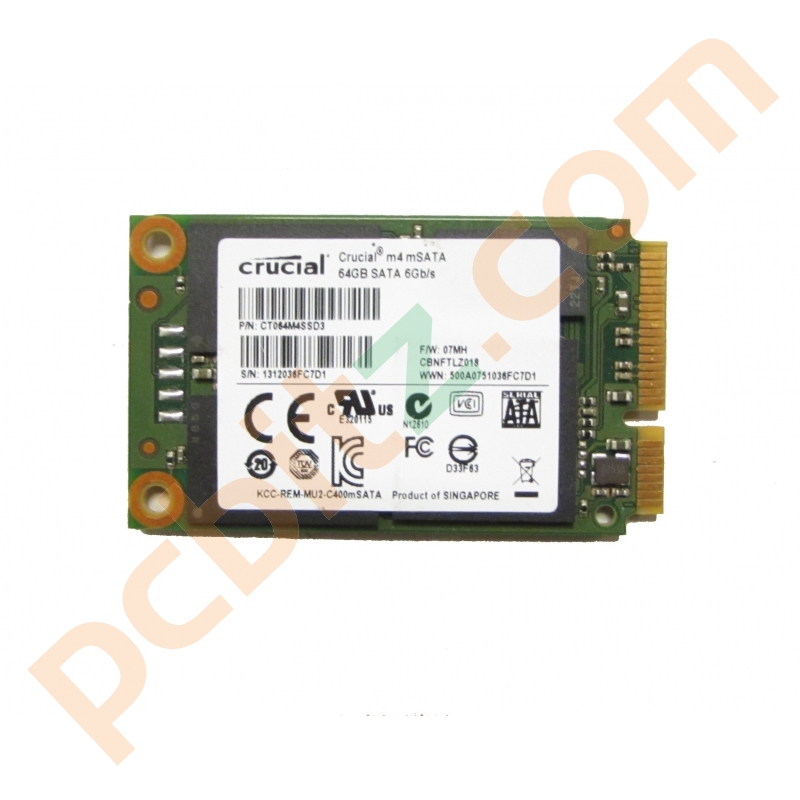Crucial m4 ct064m4ssd3 64gb sata solid state drive ssd for Domon sata 3 64gb