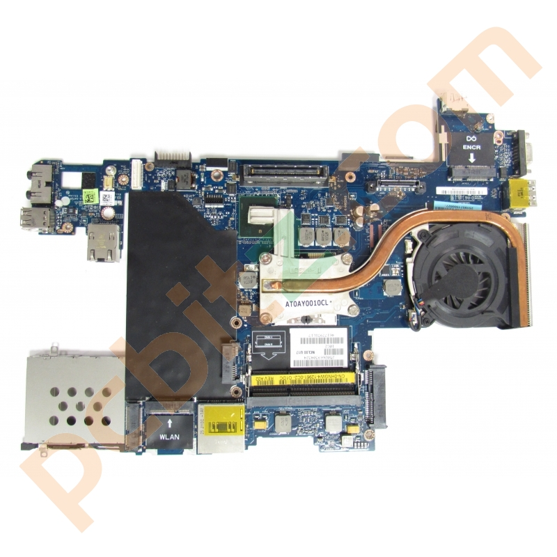 dell lattitude e6410 hngw4 motherboard core i5 560m 2. Black Bedroom Furniture Sets. Home Design Ideas