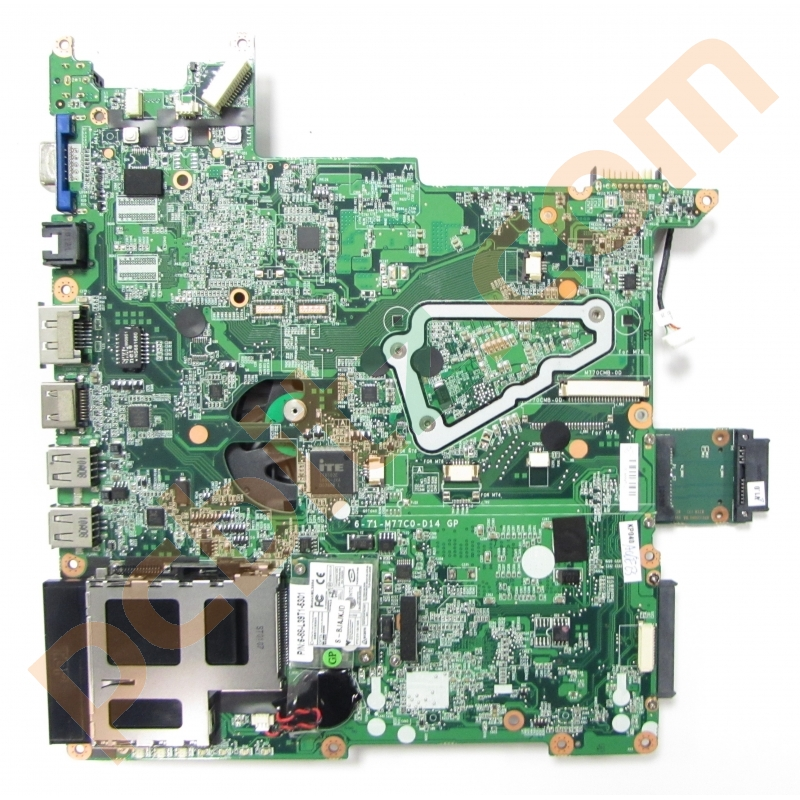 rm notebook 300 w76c motherboard intel core i5 520m 2. Black Bedroom Furniture Sets. Home Design Ideas