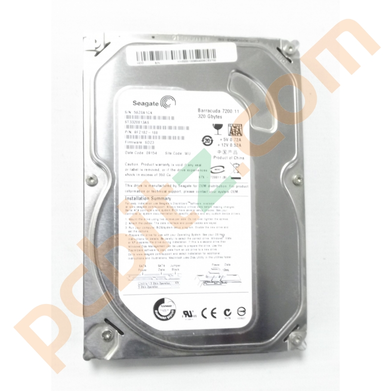 SEAGATE ST3320813AS SATA DRIVE DRIVER FOR WINDOWS DOWNLOAD