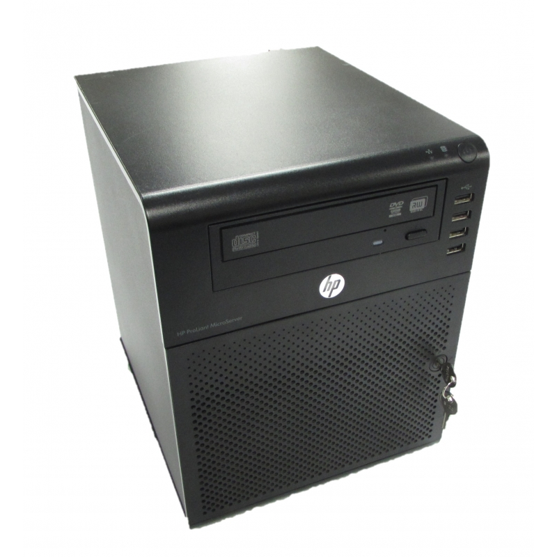 hp proliant microserver n54l amd turion ii 2 2ghz 4gb no hdds servers blades. Black Bedroom Furniture Sets. Home Design Ideas