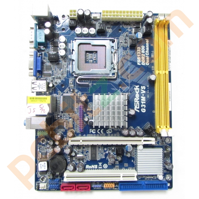 ASROCK G31M-VS DRIVER DOWNLOAD