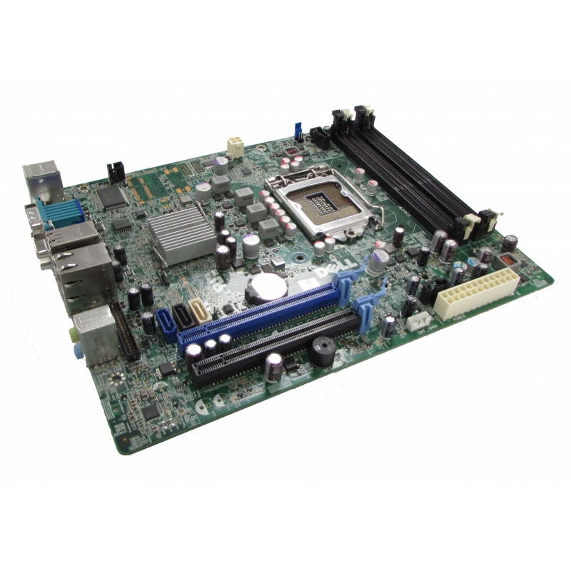 Dell Optiplex 990 LGA1155 Motherboard D6H9T no BP Motherboards