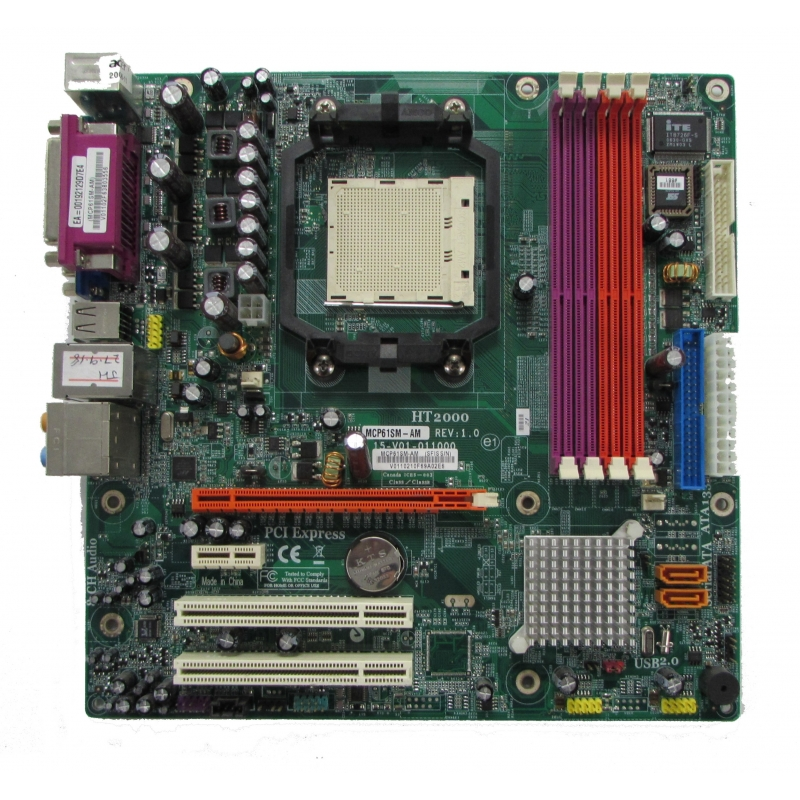 MOTHERBOARD MCP61SM-AM WINDOWS XP DRIVER