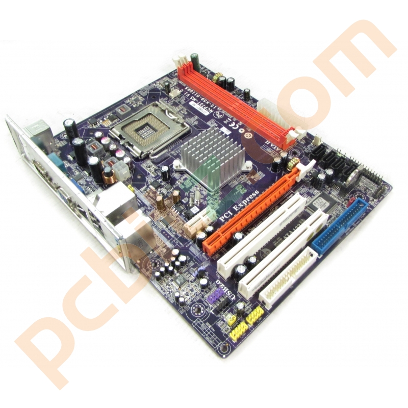 ECS GF7050VT-M5 MCP73T-M5 V1.0 Motherboard Socket LGA775 ... on