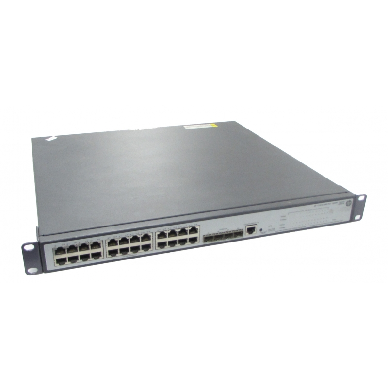 HP V1910-24G-POE (365W) JE007A 24 Port Gigabit Switch 10/100