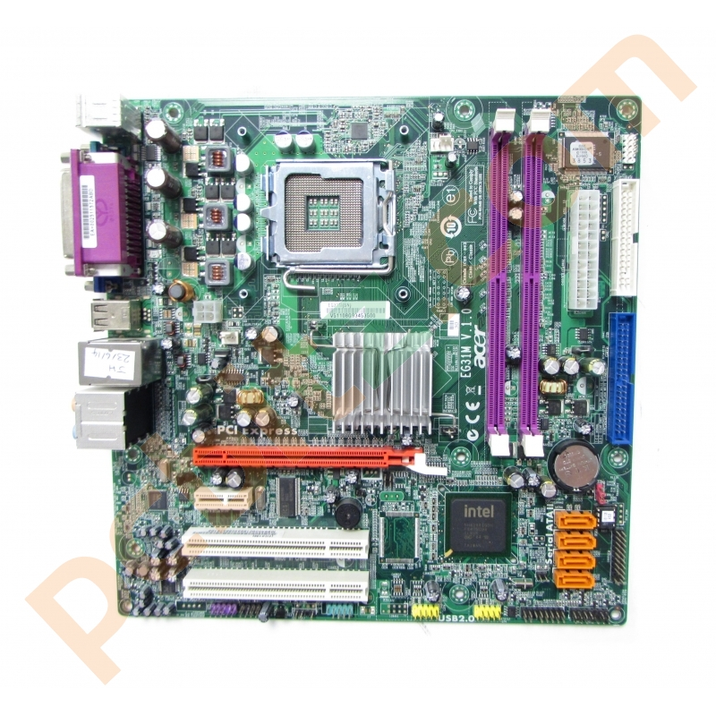ACER EG31M MOTHERBOARD DRIVERS FOR WINDOWS XP