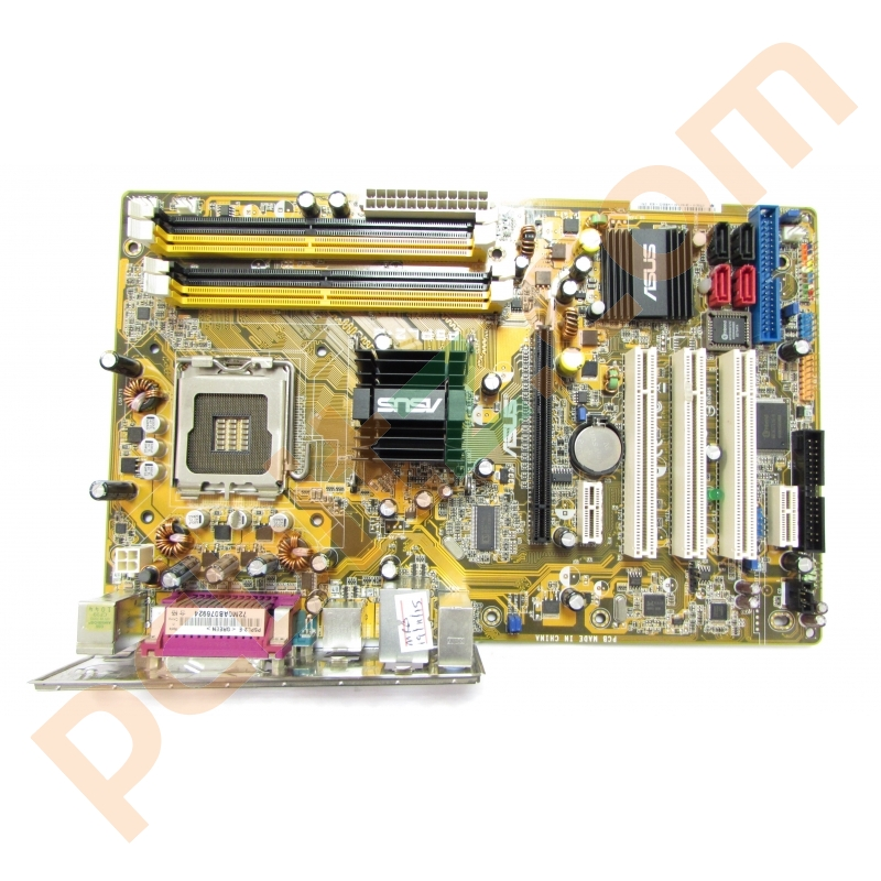DRIVER FOR ASUS P5PL2E MOTHERBOARD