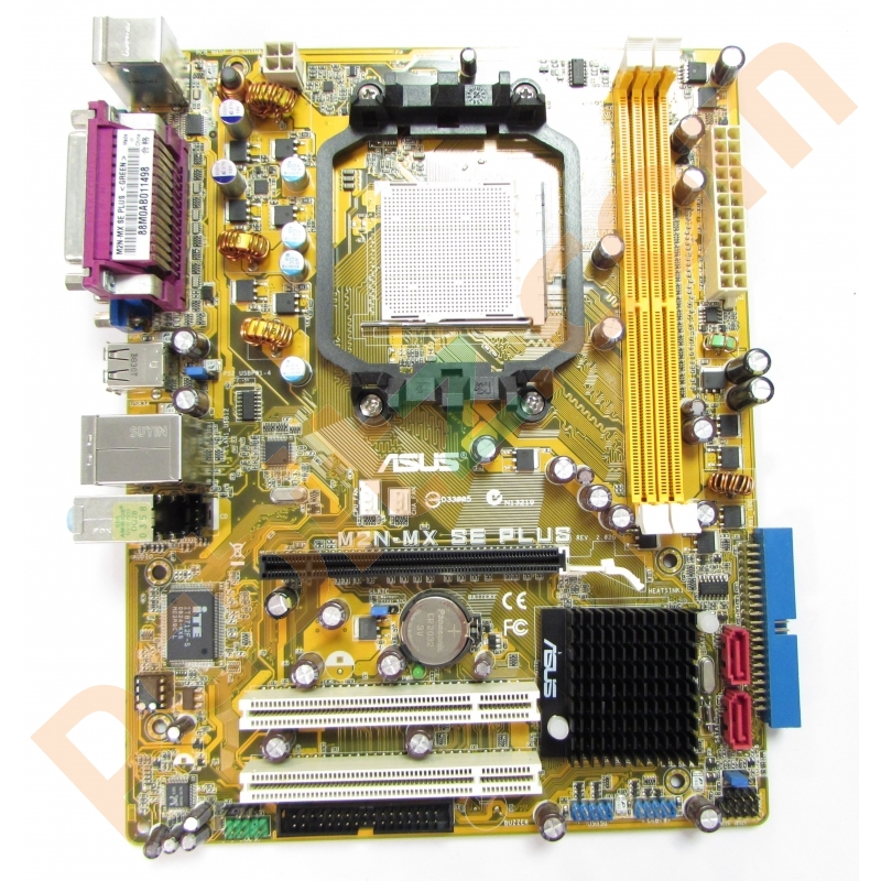 Asus motherboard m2n mx se plus lan drivers download