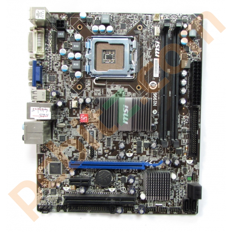 MSI G41M-P25 DRIVER FOR WINDOWS DOWNLOAD