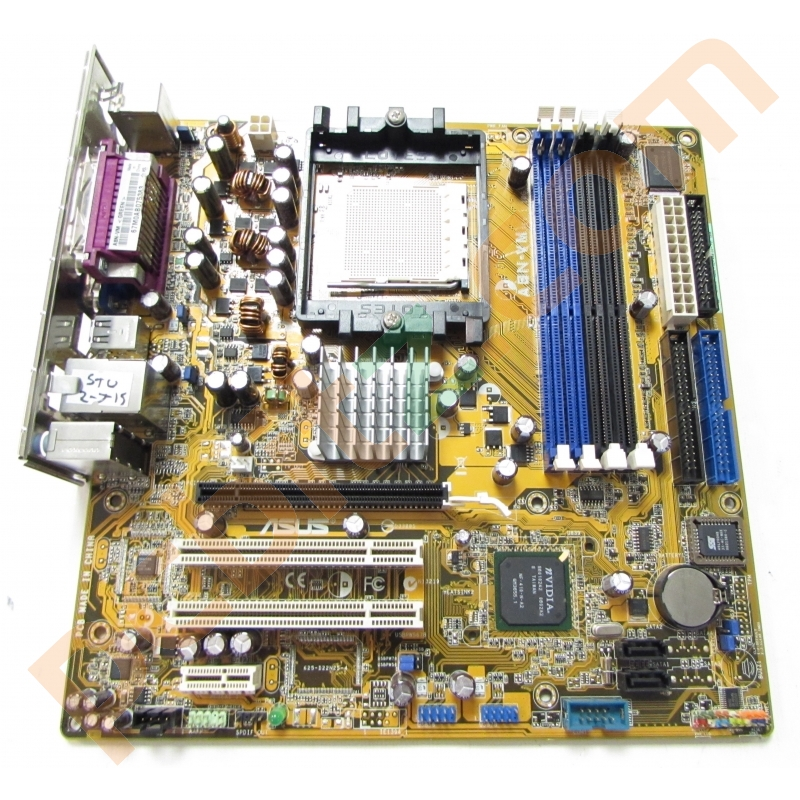 Looking for Asus A8N-VM motherboard drivers