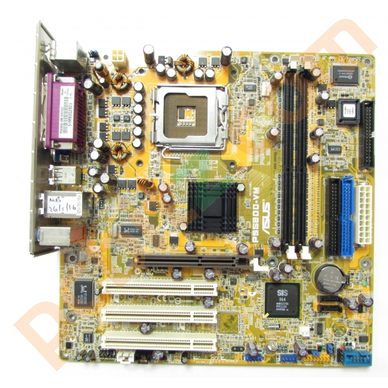 ASUS MOTHERBOARD P5SVM DRIVERS FOR WINDOWS 10