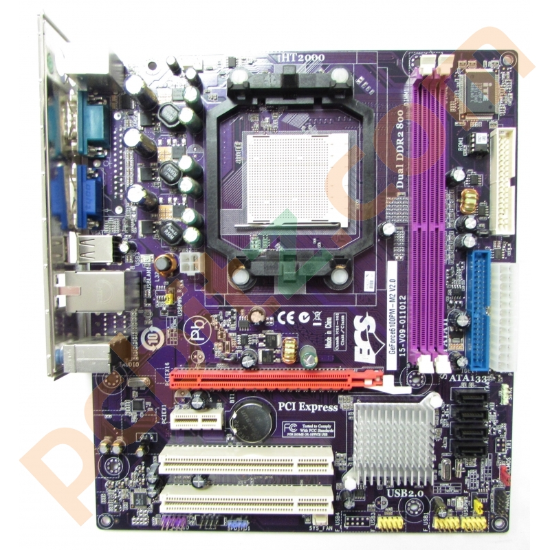 ECS GeForce6100PM-M2 (V2.0A) Driver (2019)