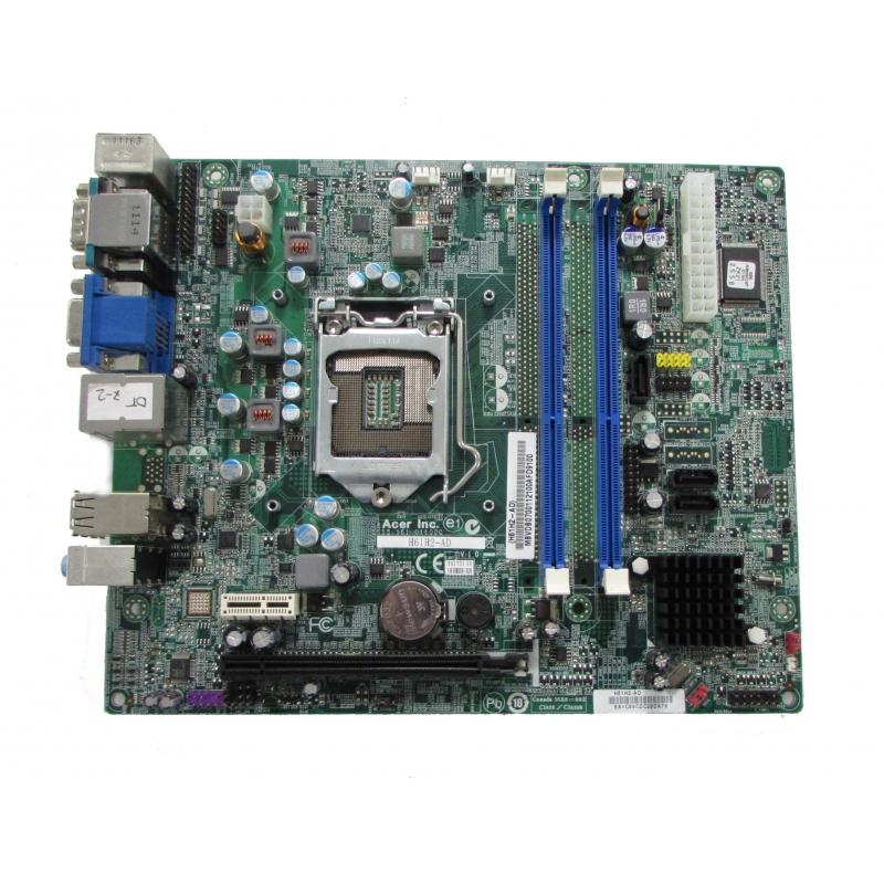 ACER H61H2-AD V1 0 Intel Socket 1155 Motherboard No BP