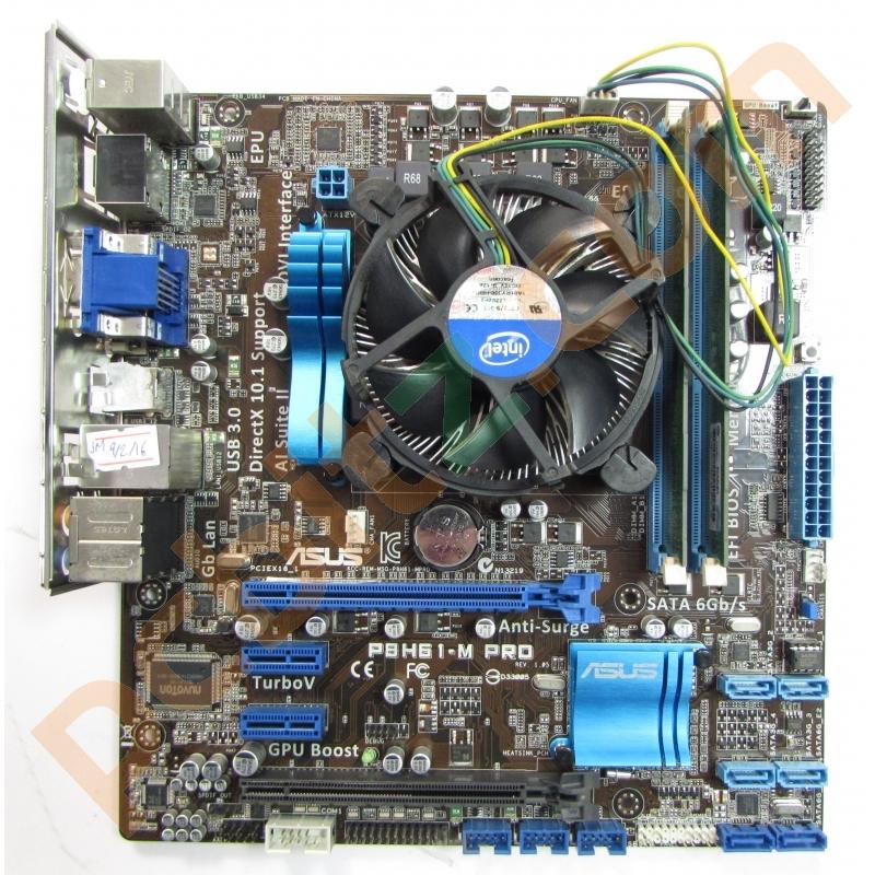 ASUS P8H61-M EVO Realtek Audio Linux