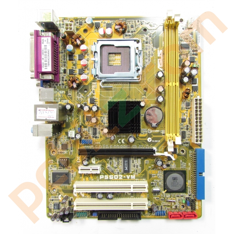 ASUS P5SD2-VM SOUND WINDOWS VISTA DRIVER DOWNLOAD