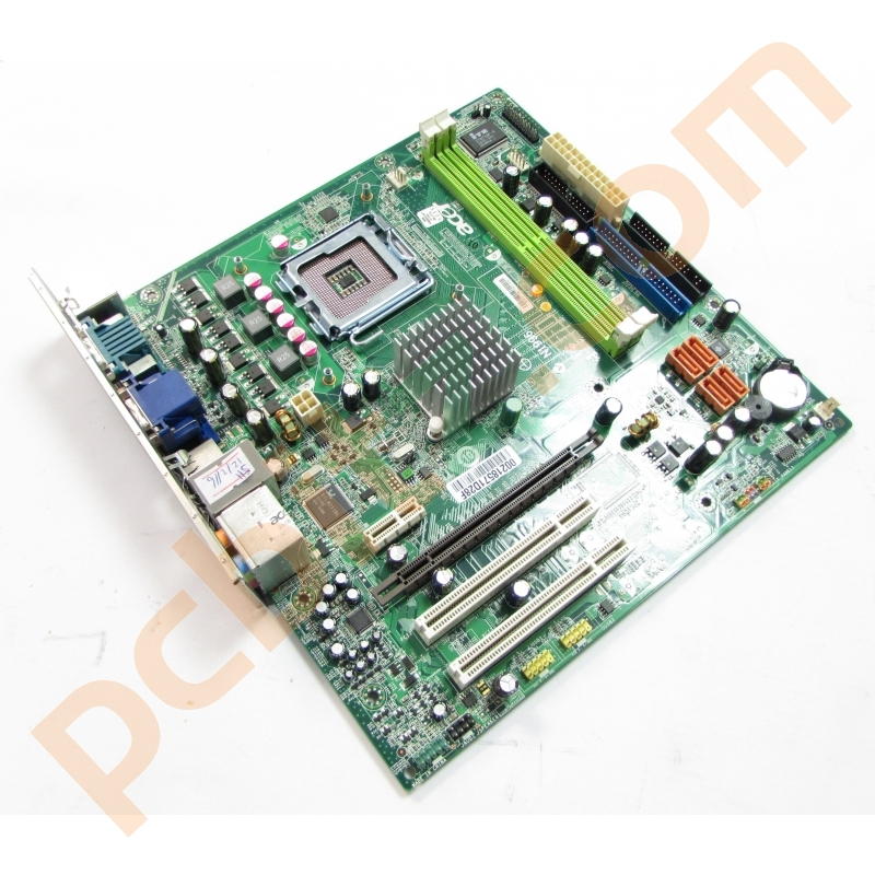 N1996 motherboard acer manual and drivers