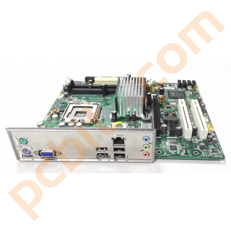 Intel dq35mp motherboard
