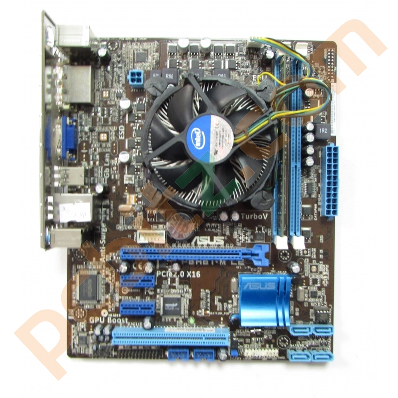 asus p8h61 m le lga1155 motherboard core i5 2300. Black Bedroom Furniture Sets. Home Design Ideas