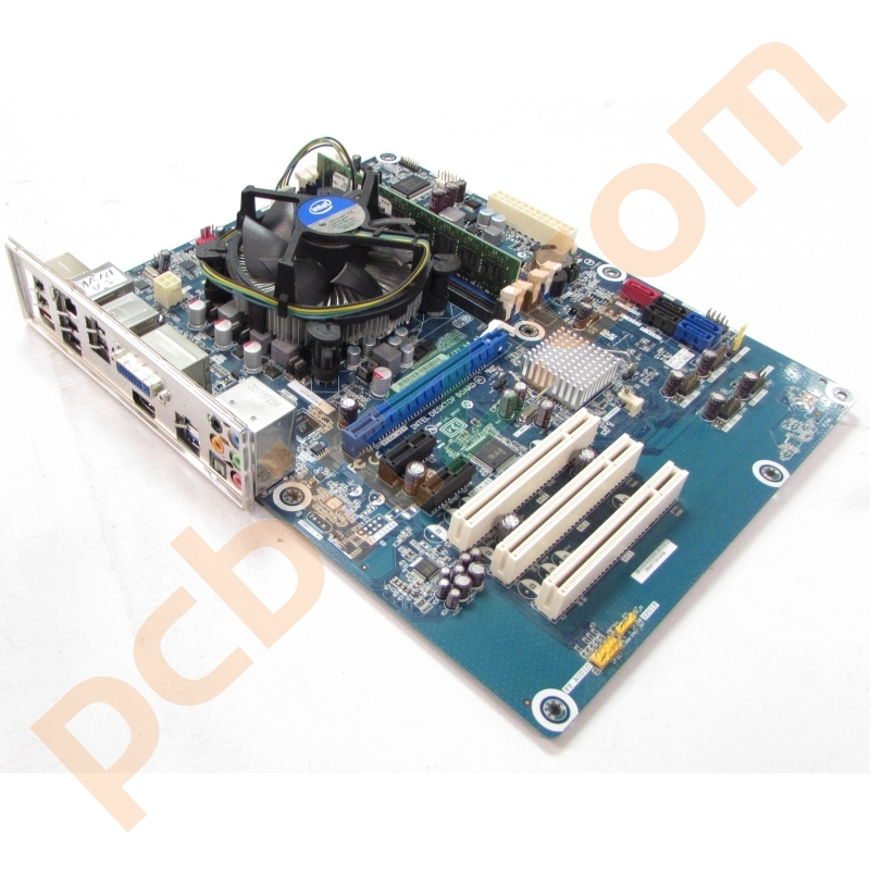 Intel DH67CL LGA1155 Motherboard + i3-2100 @ 3 1GHz + 2GB