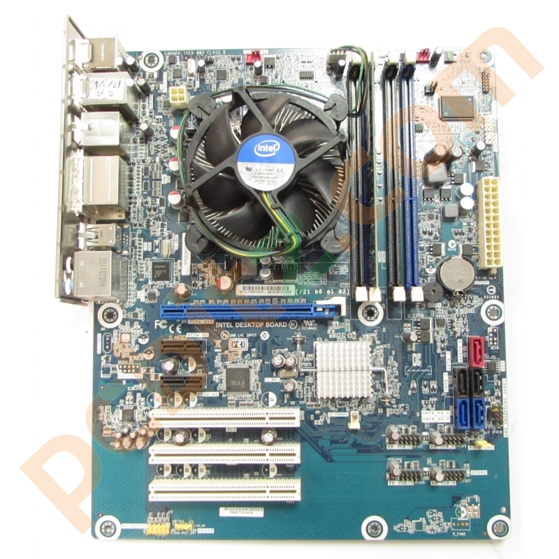 intel dh67cl lga1155 motherboard i3 2100 3 1ghz 2gb. Black Bedroom Furniture Sets. Home Design Ideas