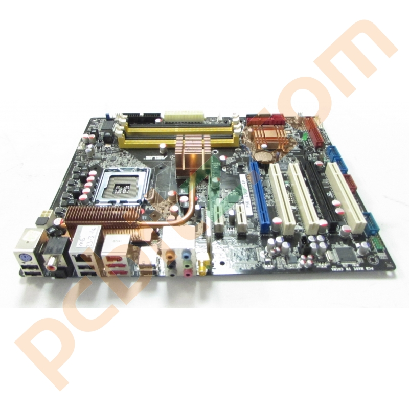 Asus P5K-E/WIFI-AP Motherboard with WIFI card, no BP