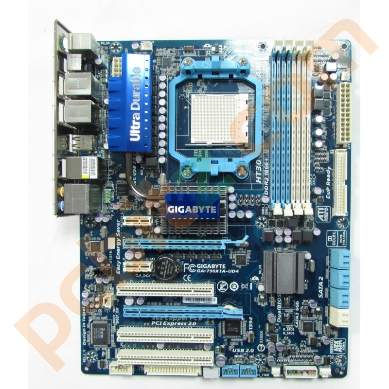 Gigabyte GA-790XTA-UD4 Marvell Console Driver
