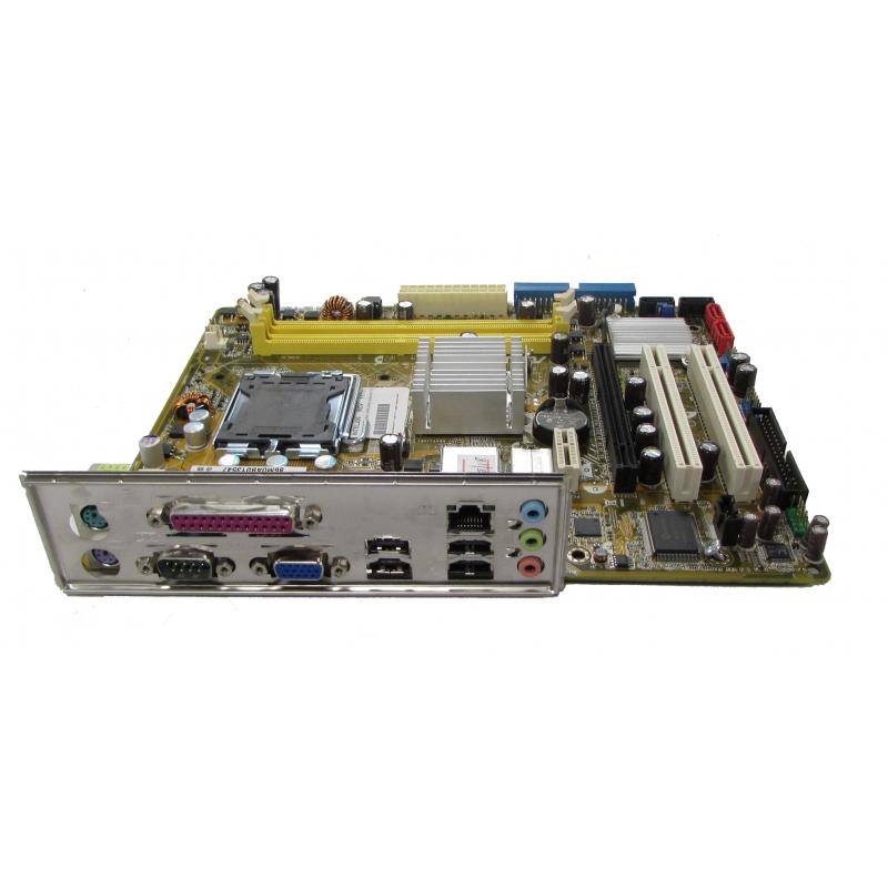 P5GC-MX GBL LAN DRIVERS FOR PC