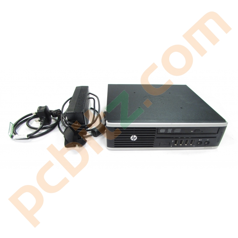 HP Compaq Elite 8300 Ultra Slim Core i3 3 3GHz 8GB 500GB