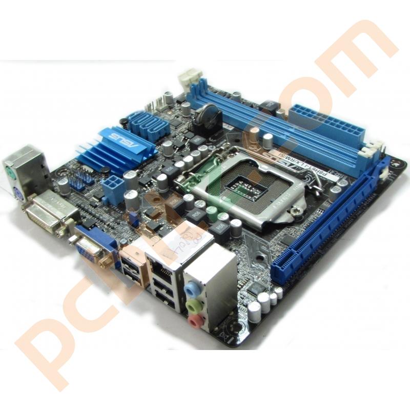 Asus P8H61-I LX/RM/SI Rev 1 01 LGA1155 H61 DDR3 DVI Mini-ITX