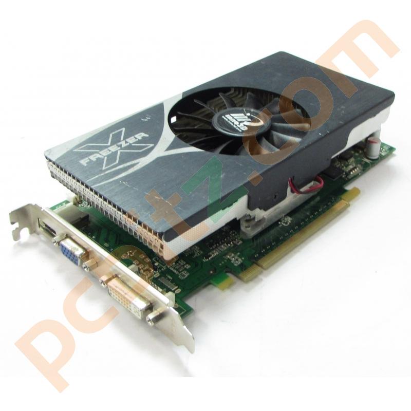 Inno 3D GF 9800 GT DVI VGA HDMI Geforce 1024MB DDR3 PCI E Graphics Card