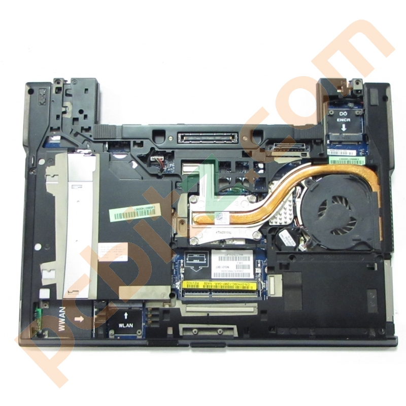 Dell Latitude E6410 Motherboard Yh39c In Base Case Motherboards