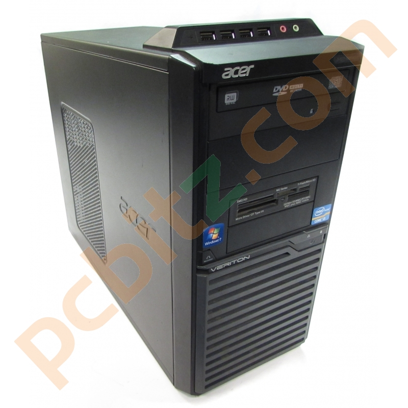 Acer Veriton XG Win 8 Win 7 Win XP Drivers