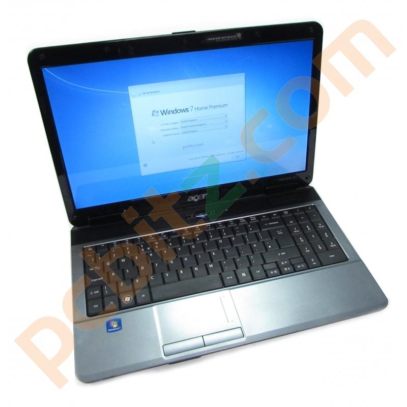 acer aspire 5532 pentium dual core 2 2ghz 4gb 250gb windows 7 rh pcbitz com Acer Aspire 5532 Support Aspire 5350