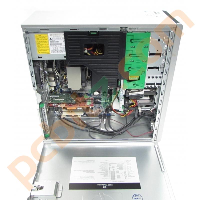 Hp z400 audio driver windows 10 | HP's Z400 Workstation