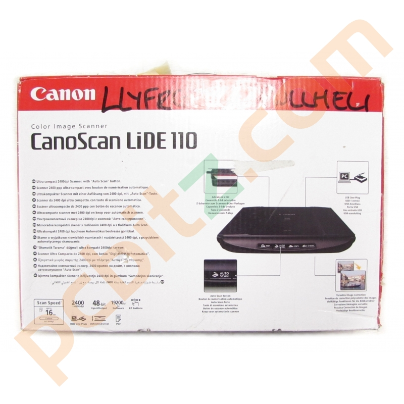 canon lide 110 scanner driver download windows 7