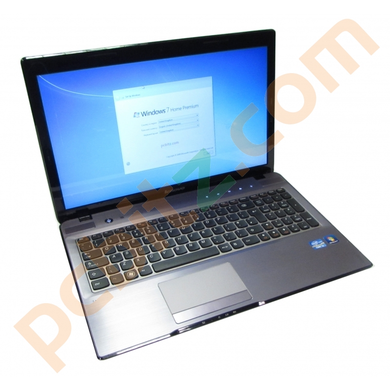 Lenovo IdeaPad Z570 Core i3-2310M 2 1GHz 6GB 500GB Windows 7
