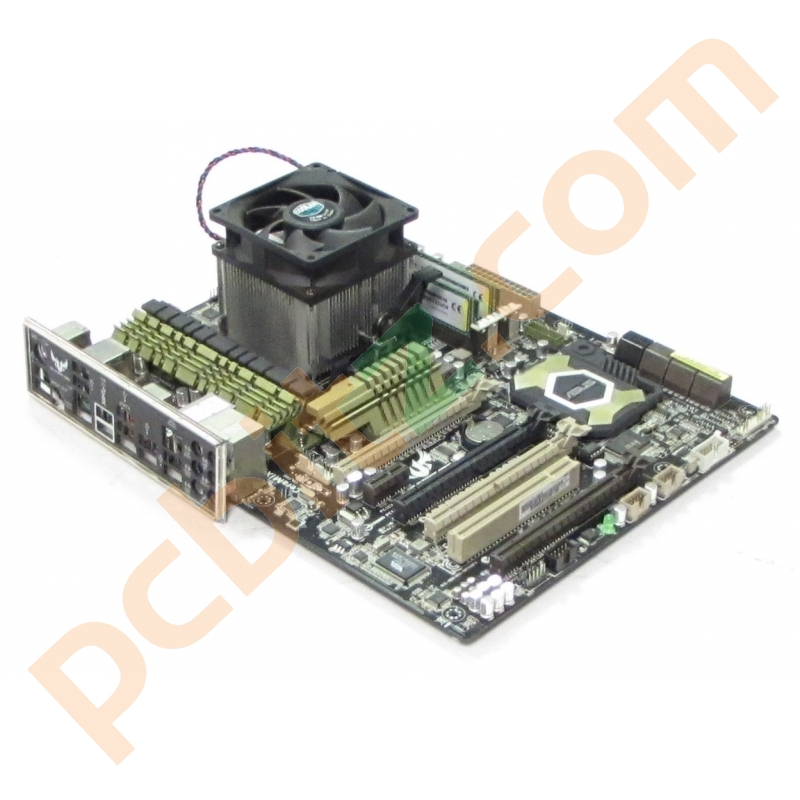 Asus Sabertooth 990FX AM3+ Motherboard AMD FX-8120, 8GB DDR3
