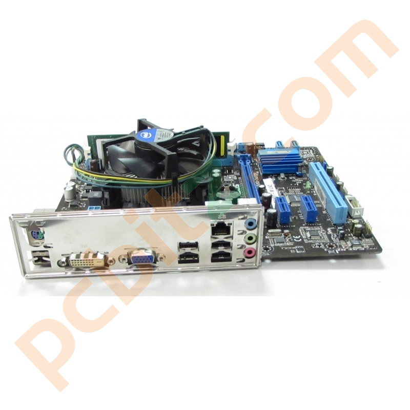 Asus P8H61-M LX2 LGA1155 Motherboard, Pentium G620 2 60GHz, 4GB DDR3