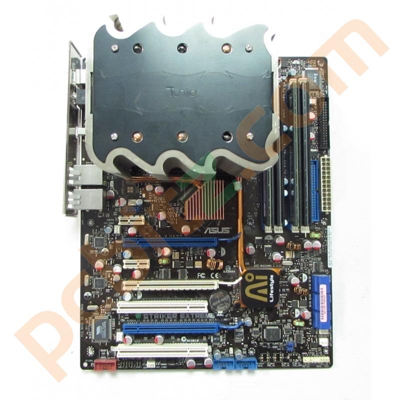 ASUS Striker Extreme Silicon Image 3132 RAID Treiber