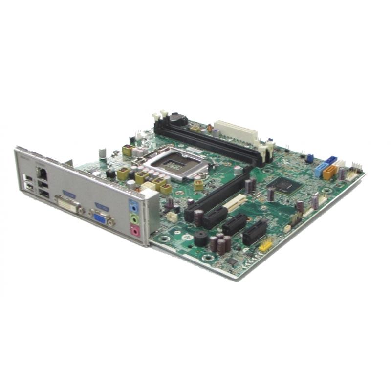 HP Pro 3500 Series 701413-001 LGA1155 Motherboard With I/O