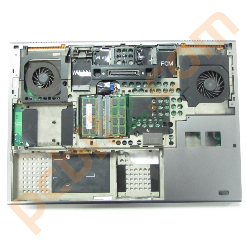 Dell Precision M6500 VN3TR Motherboard In Base Case with