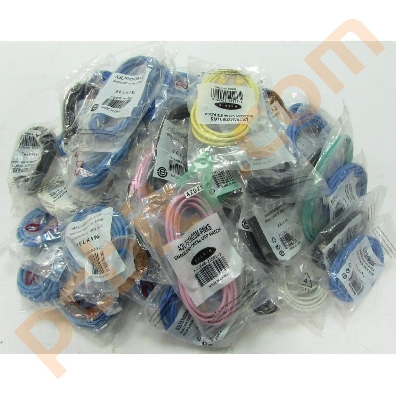 belkin rj45 cat5e ethernet patch cable