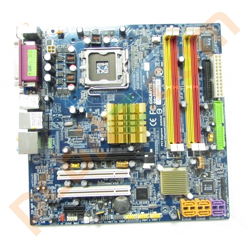Gigabyte GA-965GM-S2 Treiber Windows 10
