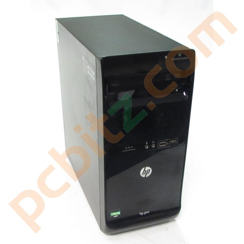 HP Pro 3515 MT, AMD A4-5300 3 40GHz, 4GB, 500GB, Windows 10