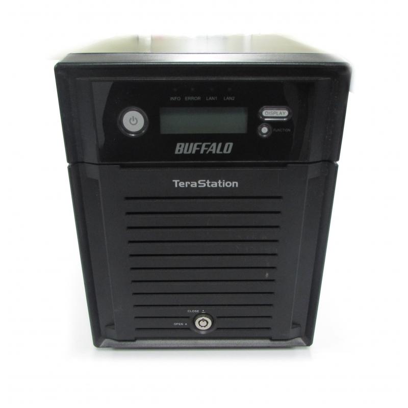 Buffalo Terastation NAS Network Storage TS-XL/R5 (TESTED NO