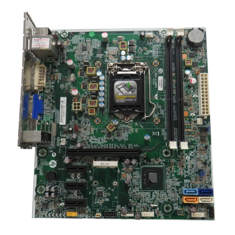 HP Pro 3500 Motherboard socket 1155 687577-001 682953-001 with BP